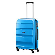 Buy American Tourister Bon Air 4-Wheel 66cm Medium Suitcase Online at johnlewis.com