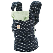 Buy Ergobaby Original Baby Carrier, Mint Dot Online at johnlewis.com