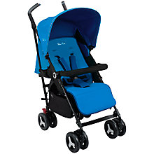 Buy Silvercross Reflex Pushchair, Sky Online at johnlewis.com