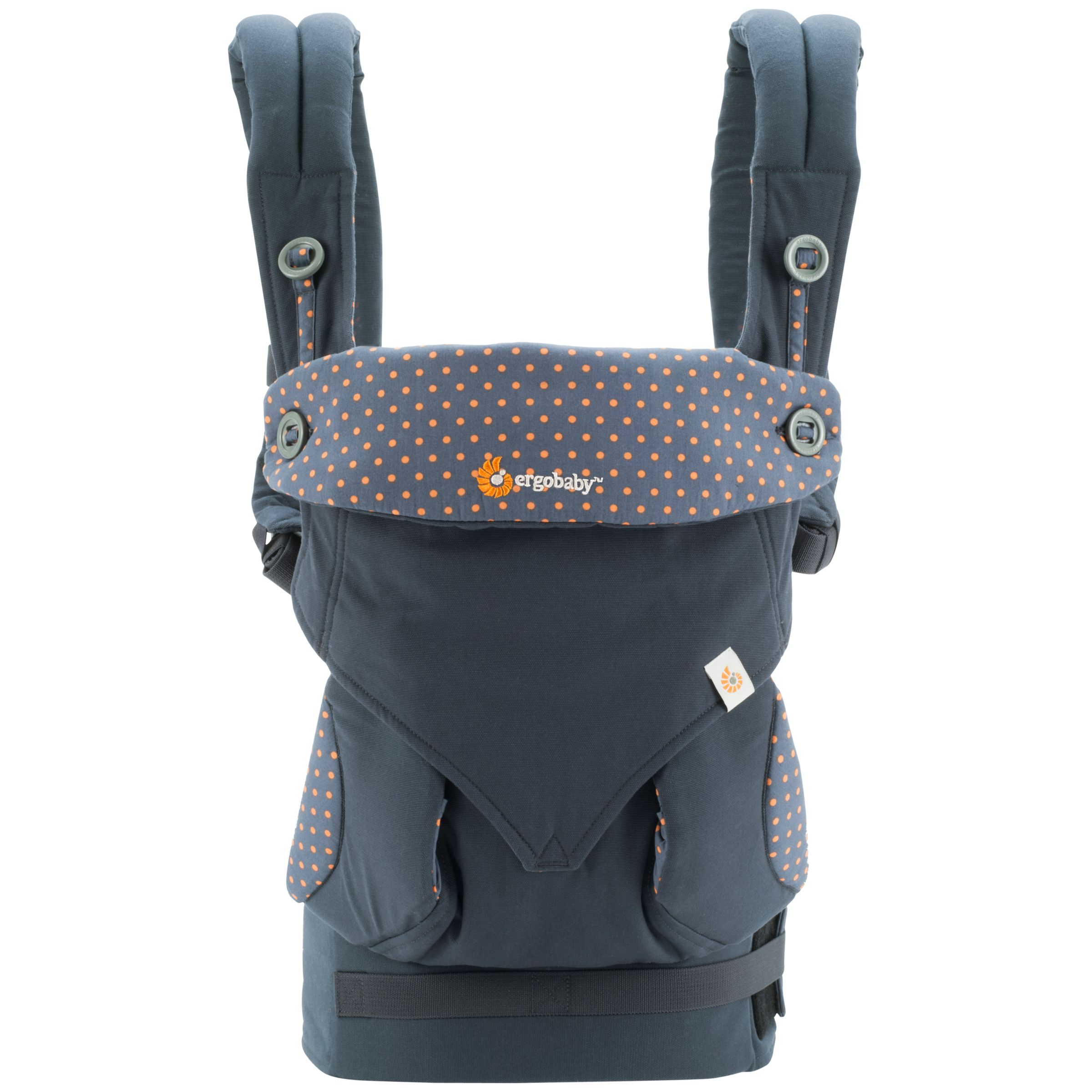 Ergobaby Ergobaby Four Position 360 Baby Carrier, Dusty Blue