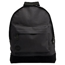 Buy Mi-Pac Classic Backpack, Black Online at johnlewis.com