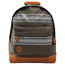 Buy Mi-Pac Nordic Stripe Backpack Online at johnlewis.com