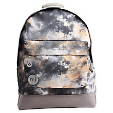 Buy Mi-Pac Custom Galaxy Backpack, Grey Multi Online at johnlewis.com