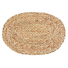 Buy John Lewis Water Hyacinth Placemat Online at johnlewis.com