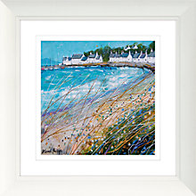 Buy Deborah Phillips - Portmahomack, 52 x 52cm Online at johnlewis.com