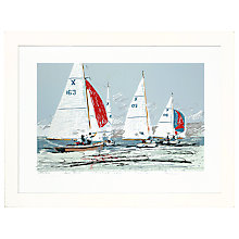 Buy James Lord - Stone Pier, Giclee Print, 76 x 99cm Online at johnlewis.com