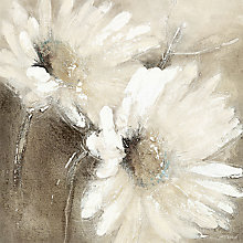Buy Adelene Fletcher - Daisies, 58 x 58cm Online at johnlewis.com