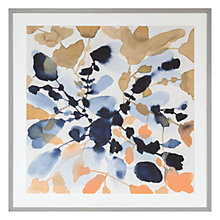 Buy Jen Garrido - Indigo Rock 5, 71 x 71cm Online at johnlewis.com
