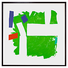 Buy Sandra Blow RA - Split Second, 109 x 109cm Online at johnlewis.com