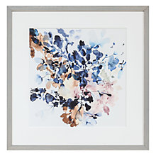 Buy Jen Garrido - Indigo Rock 17, 43 x 43cm Online at johnlewis.com