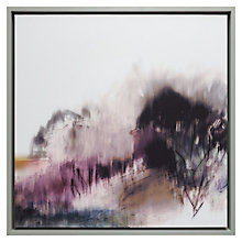 Buy Naomi Barber - Impression, Framed Canvas Print, 64.5 x 64.5cm Online at johnlewis.com