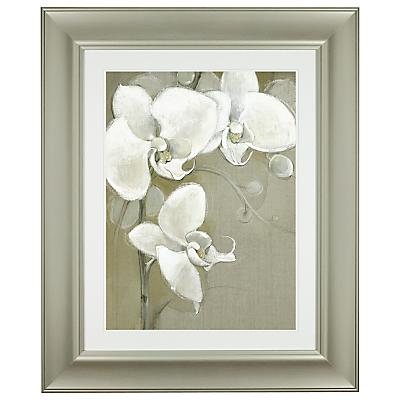 Adelene Fletcher - Orchid Whites, 68 x 57cm