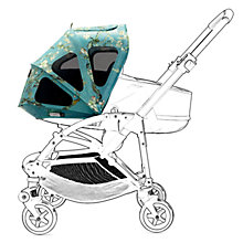 Buy Bugaboo Bee 3 Van Gogh Breezy Stroller Sun Canopy Online at johnlewis.com