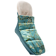 Buy Bugaboo Bee 3 Van Gogh Universal Pushchair Footmuff Online at johnlewis.com