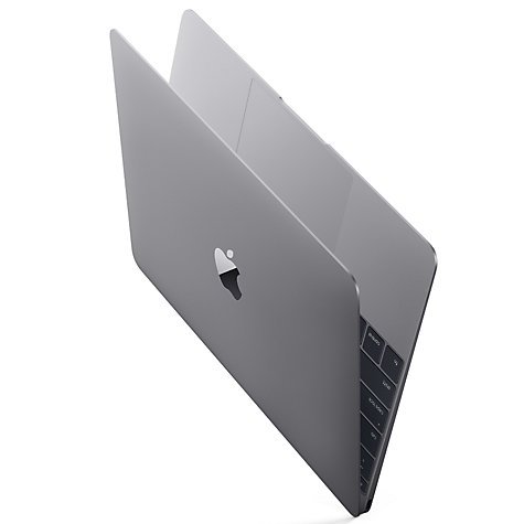 "Buy New Apple MacBook, Intel Core M, 8GB RAM, 256GB Flash Storage, 12"" Retina display Online at johnlewis.com"