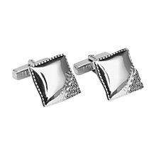 Buy Ted Baker Corner Detail Cufflinks Online at johnlewis.com