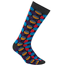 Buy Ted Baker Mixspot Spotted Socks, One Size, Multi Online at johnlewis.com