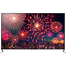 "Buy Sony Bravia KD55X9005CBU LED 4K Ultra HD 3D Android TV, 55"" with Freeview HD/freesat HD and Built-In Wi-Fi Online at johnlewis.com"