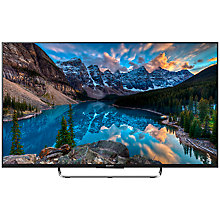 "Buy Sony Bravia KDL55W80 LED HD 1080p 3D Android TV, 55"" with Freeview HD, Youview & Built-In Wi-Fi Online at johnlewis.com"