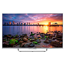 "Buy Sony Bravia KDL55W75 LED HD 1080p Android TV, 55"" with Freeview HD and Built-In Wi-Fi Online at johnlewis.com"