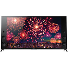 "Buy Sony KD-55X9305CBU LED 4K Ultra HD 3D Android Wedge TV, 55"" with Wi-Fi, Freeview HD/ freesat HD & 2x 3D Glasses Online at johnlewis.com"
