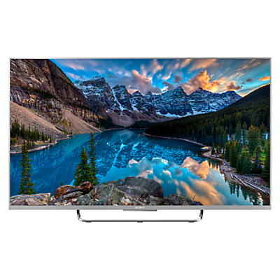 Sony Bravia KDL55W80 LED HD 1080p 3D Android TV, 55