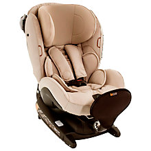 Buy BeSafe iZi Combi X4 ISOfix Car Seat, Moonrock Beige Online at johnlewis.com