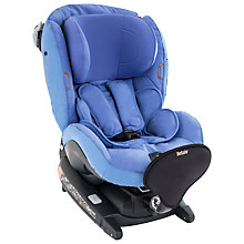 Buy BeSafe iZi Combi X4 ISOfix Car Seat, Sapphire Blue Online at johnlewis.com