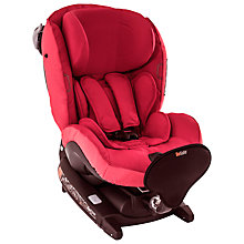 Buy BeSafe iZi Combi X4 ISOfix Car Seat, Ruby Red Online at johnlewis.com