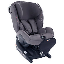Buy BeSafe iZi Combi X4 ISOfix Car Seat, Lava Grey Online at johnlewis.com