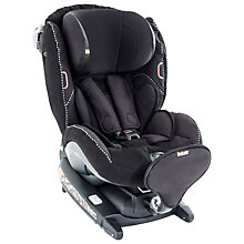 Buy BeSafe iZi Combi X4 ISOfix Car Seat, Alcantara Black Online at johnlewis.com