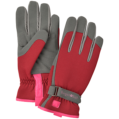 Burgon & Ball Love The Glove, M/L, Berry