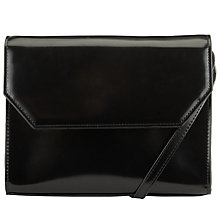 Buy Kin by John Lewis Loren Clutch Box Bag Online at johnlewis.com