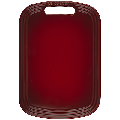 Le Creuset Cheese Board, Cerise
