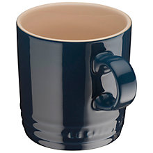 Buy Le Creuset Mug, Ink Online at johnlewis.com