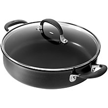 Buy OXO Good Grips Non-stick Shallow Casserole, 28cm Online at johnlewis.com