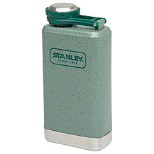 Buy Stanley Advent Stainless Steel Pocket Flask Online at johnlewis.com