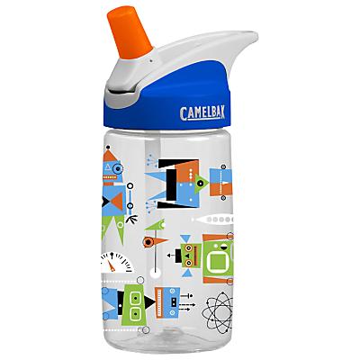 Camelbak Eddy Kids Robot Bottle, 0.4L