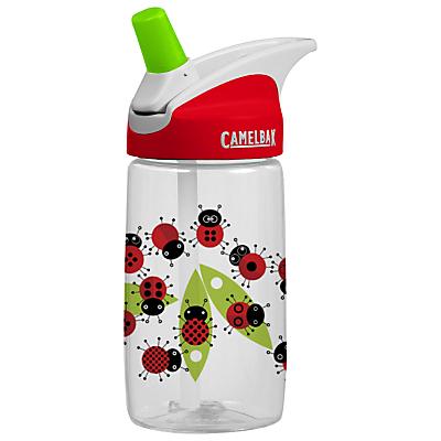 Camelbak Eddy Kids Ladybug Bottle, 0.4L