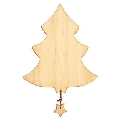 John Lewis Christmas Tree Board with Star