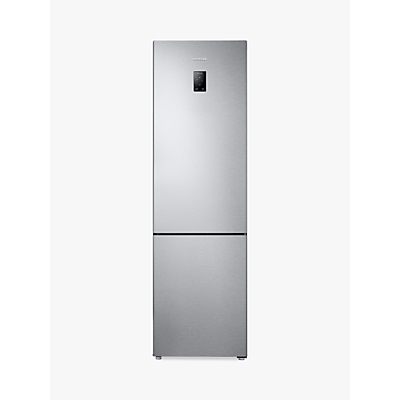 samsung rb37j5230sl freestanding fridge freezer a energy rating 60cm wide stainless steel. Black Bedroom Furniture Sets. Home Design Ideas