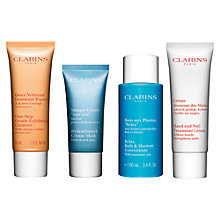Buy Clarins Bespoke Skin Care Kit Online at johnlewis.com