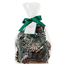 Buy John Lewis Frosted Pine Pot Pourri, 500g Online at johnlewis.com