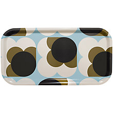 Buy Orla Kiely Spot Flower Tray Online at johnlewis.com