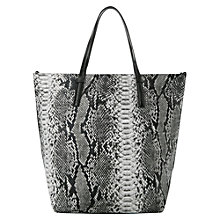 Buy Mango Cosmetic Shopper Bag, Light Beige Online at johnlewis.com