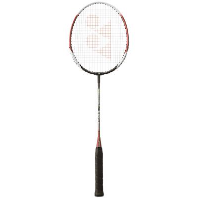 Yonex B-4000 Badminton Racquet, Red/White