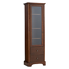 Buy Willis & Gambier Lille Narrow Display Cabinet Online at johnlewis.com
