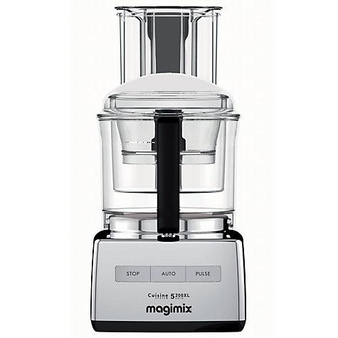 buy magimix 5200xl premium blendermix food processor. Black Bedroom Furniture Sets. Home Design Ideas