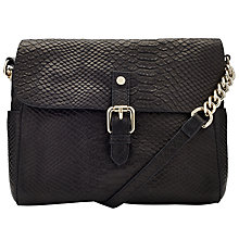 Buy Somerset by Alice Temperley Rosegrove Mini Leather Shoulder Bag Online at johnlewis.com