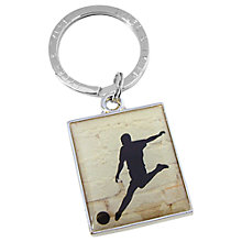 Buy TYLER & TYLER Football Keyring Online at johnlewis.com